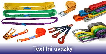 Textilní úvazky