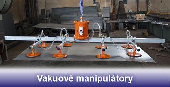 Vakuové manipulátory