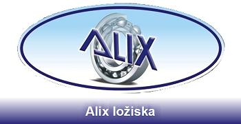 Ložiska Alix