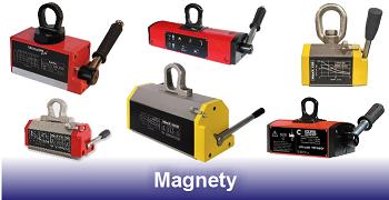 Břemenové magnety