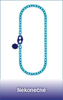 Nekonečné řetězové úvazky třídy 10