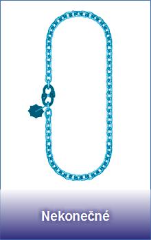 Nekonečné řetězové úvazky třídy 12