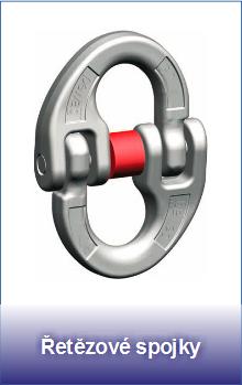 Řetězové spojky INOX nerezové