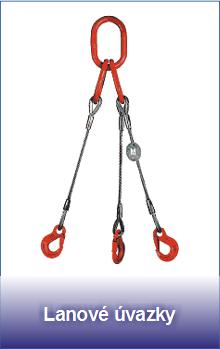 Vázací ocelová lana