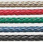 Polypropylenové lano TANDEM 10mm / barevné / bez jádra
