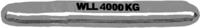 Jeřábová smyčka  RS 4t,1m GAPA, užitná délka