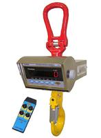 Jeřábová váha CAS-J1 (do 15000 kg), technologická