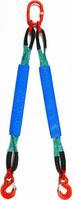 2-hák textilní HB, nosnost 2t, délka 1m, GAPA