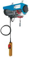 Elektrický lanový kladkostroj GSZ 125/250 kg