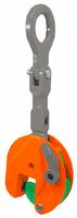 Vertikální svěrka VEMPW-H 4,5t, Extra-Hart, 0-45 mm