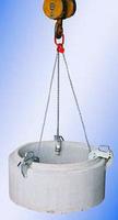 Nosič skruží NS s lanem 2t, 80-120 mm
