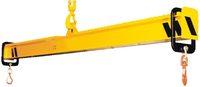 Jeřábová traverza stavitelná 10000kg, délka 1-2m