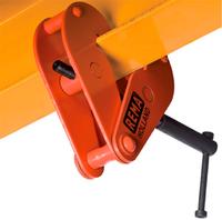 Šroubovací závěsná svěrka KSB 2t, 75-220mm