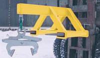 Závěs na vidlice VZV dvojitý předsunutý ZV2P 1000kg