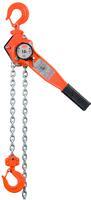 Pákový kladkostroj X-LH16, nosnost 1,6 t, bez řetězu