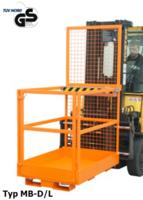 Pracovní plošina MB-D/L 300kg