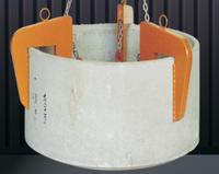 Nosič skruží prodloužený 3t, 0-120 mm