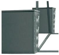 Boxy na zátěž MINOR PORTICO (2ks)