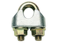 Lanová svorka DIN 1142, průměr 30 mm