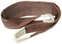 Plochý pás s oky čtyřvrstvý HB4 12t,14m, šíře 180 mm