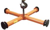 Jeřábová traverza křížová na vaky 1000 kg/ 1,13m