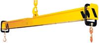 Jeřábová traverza stavitelná 10000kg, délka 1-3m