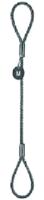 Oko očnicí-Oko s očnicí lanové průměr 42mm, délka 4m
