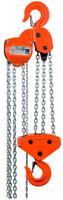 Řetězový kladkostroj X-CH100, nosnost 10 t, bez řetězu