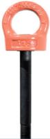 Šroubovací otočný bod s prodlouženým závitem  M24x86,5