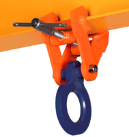 Šroubovací závěsná svěrka CSV 2t, 75-190mm
