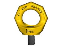 Šroubovací otočný bod RUD PSA-VRS M16x24, nosnost 2 osoba
