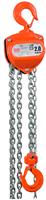 Řetězový kladkostroj X-CH20, nosnost 2 t, délka zdvihu 6 m
