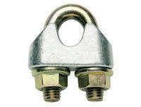 Lanová svorka DIN 1142, průměr 5 mm