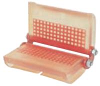 Rohová kloubová ochrana SKB-150A pro textilní úvazky 150mm, bez magnetů