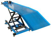 Montážní rampa hydraulická (pro motocykly) 560kg
