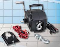Lanový naviják elektrický GEW 12V max. zatížení v tahu: 900 kg