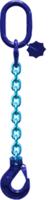 Oko-hák řetězový průměr 6 mm, délka 1 m, třída 10 GAPA