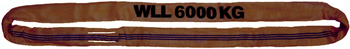 Jeřábová smyčka  RS 6t,4m, užitná délka - 1
