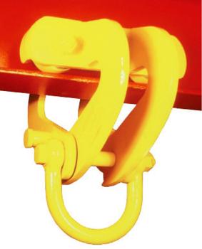 Závěsný ruční vozík A1 superclamp 3t, 75-230mm - 1