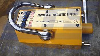 Permanentní břemenový magnet CPPML1000 GAPA, nosnost 1000 kg - 1