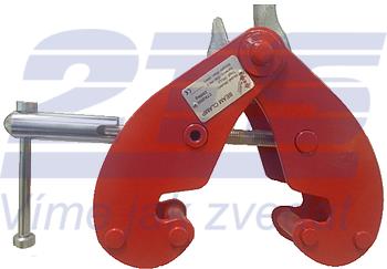 Šroubovací svěrka CTK 1 t, 75-230 mm - 1