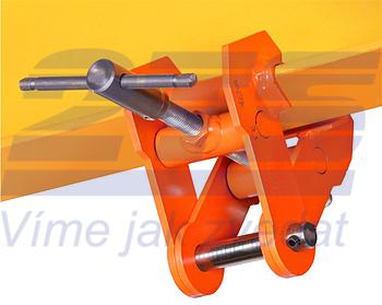Šroubovací závěsná svěrka CSVW 3t, 75-190mm - 1