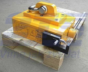 Permanentní břemenový magnet CPPML3000 GAPA, nosnost 3000 kg - 1