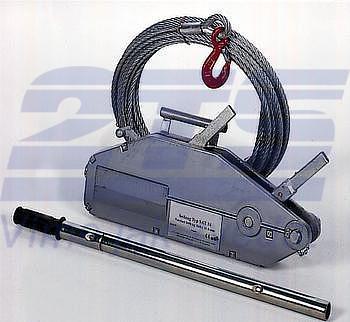 Lanový napínač CSZ 0,8 t, bez lana - 1