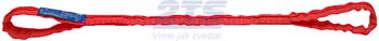 Jeřábová smyčka s oky RSO 5t,2m