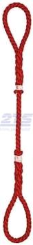 Polyamidové lano oko-oko průměr 30mm, délka 5m