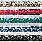 Polypropylenové lano TANDEM 10mm / barevné / bez jádra - 1