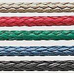 Polypropylenové lano TANDEM 10mm / barevné / bez jádra - 1/2
