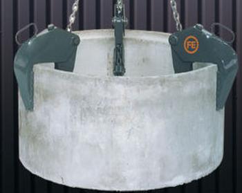 Nosič skruží standard 1,5t, 0-130 mm