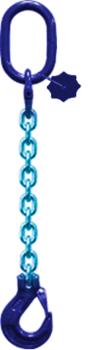 Oko-hák řetězový průměr 10 mm, délka 4,5 m, třída 10 GAPA
